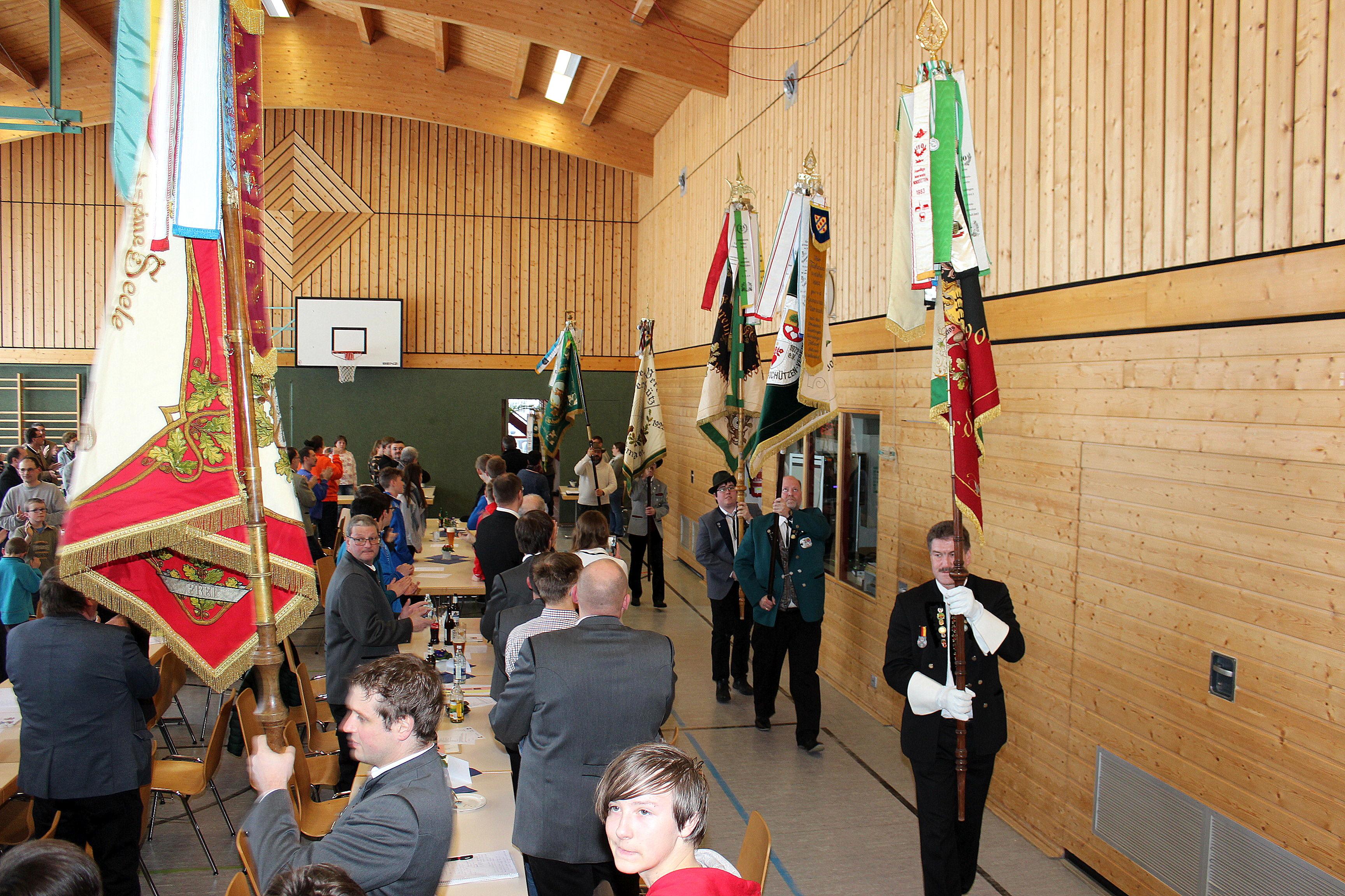 Kreisschützentag Festakt