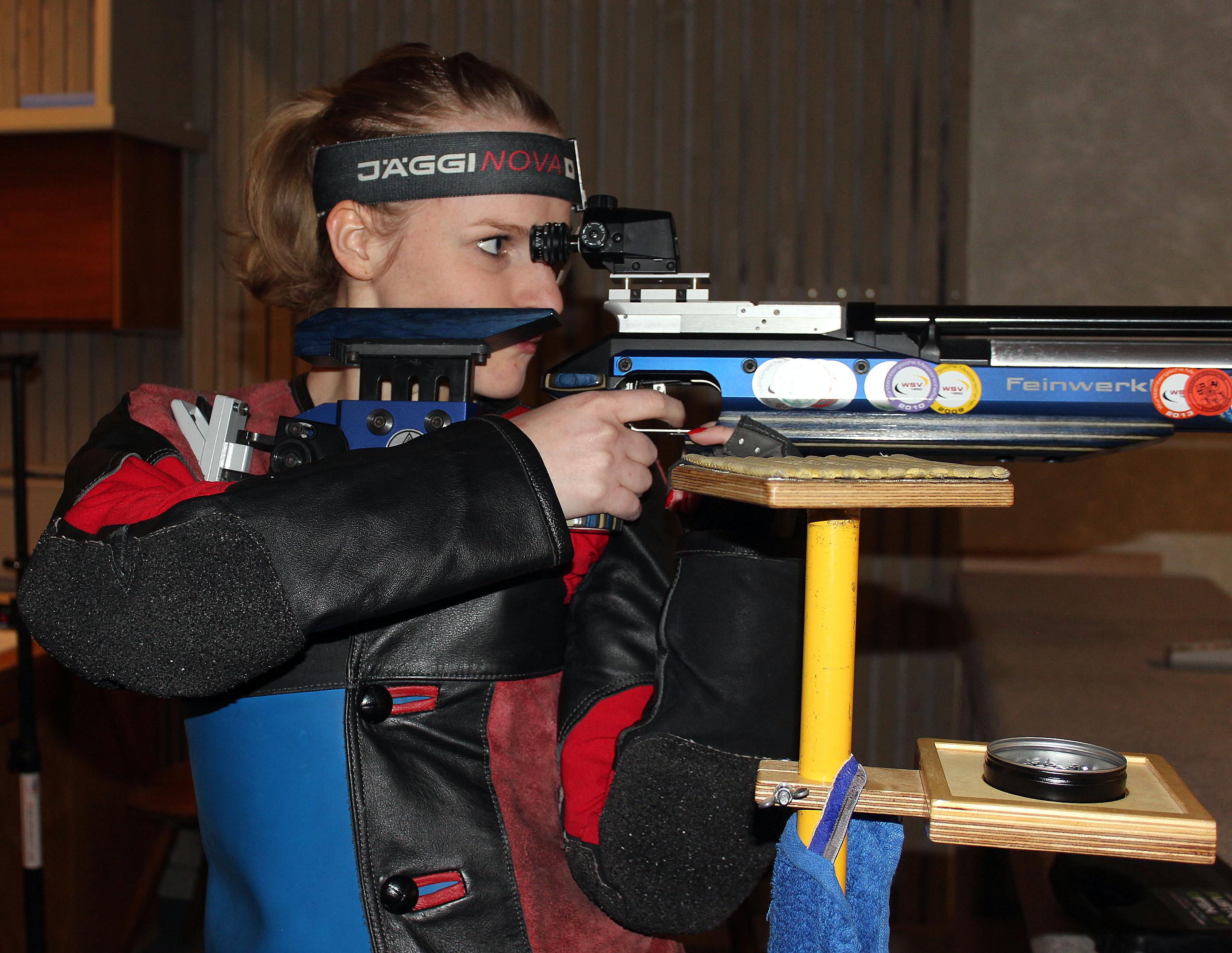 Schützen-Vorstellung: Lydia Schiele